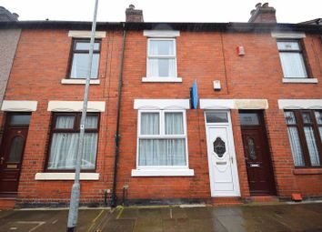 Thumbnail 2 bed terraced house for sale in Woodward Street, Birches Head, Stoke-On-Trent