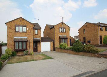 Thumbnail 4 bedroom detached house for sale in Devon Park View, Brimington, Chesterfield