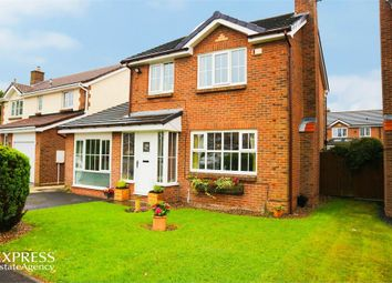Thumbnail 3 bed detached house for sale in Muirfield, Whitley Bay, Tyne And Wear
