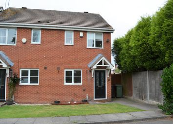 Thumbnail 2 bed semi-detached house for sale in Dudley Road, Sedgley