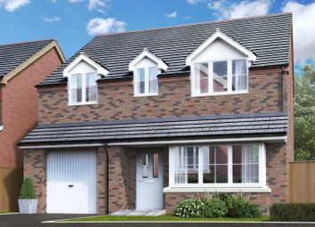 Thumbnail 4 bed detached house for sale in Humber View, St Chads Way, Barton