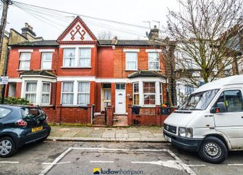 Thumbnail 4 bedroom terraced house to rent in Bruce Castle Road, London