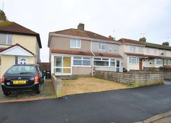 Thumbnail 2 bed semi-detached house for sale in Gilda Crescent, Whitchurch, Bristol