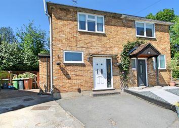 Thumbnail 3 bed semi-detached house for sale in Lane Gardens, Bushey Heath, Bushey