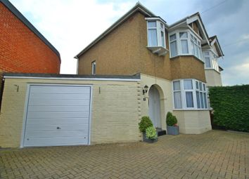 Thumbnail 3 bed semi-detached house for sale in Eastbury Avenue, Enfield
