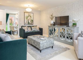 """Thumbnail 4 bed detached house for sale in """"Chelworth"""" at Pyle Hill, Newbury"""