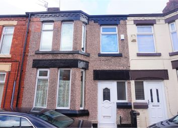 Thumbnail 3 bed terraced house for sale in Aylesford Road, Liverpool