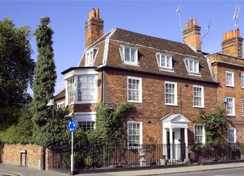 Thumbnail 5 bed end terrace house for sale in High Street, Marlow, Buckinghamshire