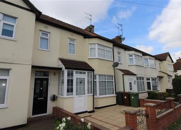 Thumbnail 3 bed terraced house for sale in Clarendon Road, Borehamwood