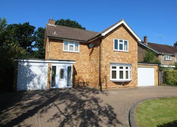 4 bed detached house for sale in Grattons Drive, Crawley RH10