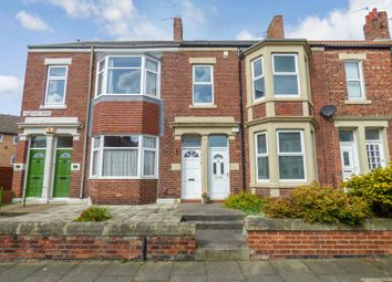 Thumbnail 3 bed flat to rent in Margaret Road, Whitley Bay