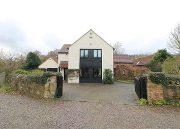 Thumbnail 4 bedroom detached house for sale in Church Road, Longhope