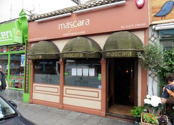 Thumbnail Restaurant/cafe to let in Mascara, 101 Western Road, Brighton