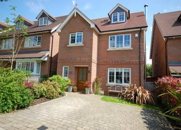 Thumbnail 4 bed detached house to rent in Coombe Edge, Crowborough