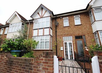Thumbnail 3 bed terraced house to rent in Grove Road, London