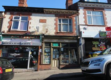 Thumbnail 1 bedroom property for sale in Eggington Street, Leicester
