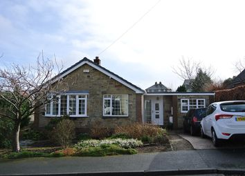 Thumbnail 3 bedroom detached bungalow for sale in Rosegarth Avenue, Wooldale, Holmfirth