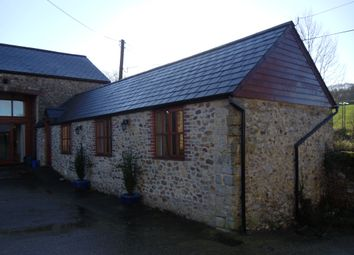 Thumbnail 2 bed barn conversion to rent in Lower Bruckland Farm, Musbury, Axminster, Devon