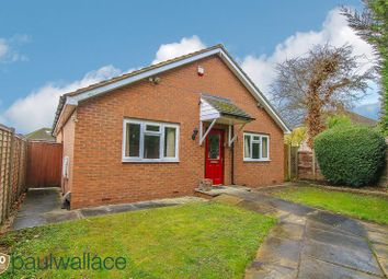 Thumbnail 2 bedroom detached bungalow for sale in Appleby Street, Cheshunt, Waltham Cross