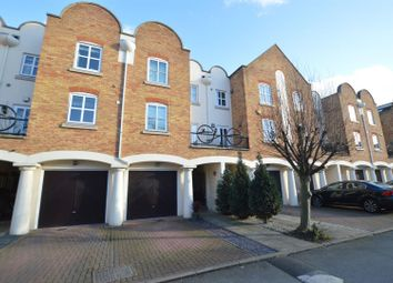 Thumbnail 4 bed terraced house for sale in Herons Place, Isleworth