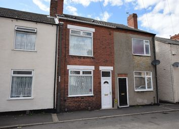 2 bed terraced house for sale in West Street, South Normanton, Alfreton, Derbyshire DE55