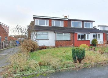 Thumbnail 4 bed semi-detached bungalow for sale in Prestbury Drive, Thelwall, Warrington, Cheshire