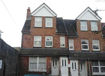 Thumbnail 3 bed end terrace house for sale in Marshall Street, Folkestone