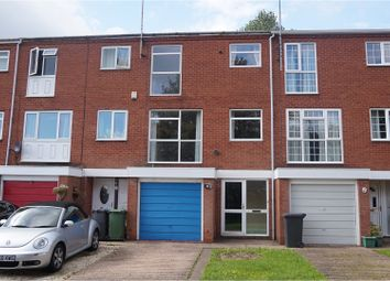 Thumbnail 3 bed terraced house for sale in Old Crest Avenue, Redditch