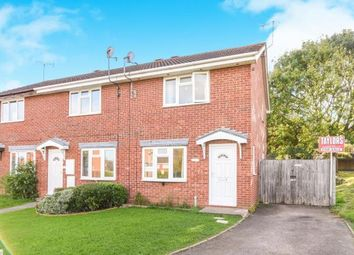 Thumbnail 2 bed semi-detached house for sale in Turners Close, Worcester, Worcestershire