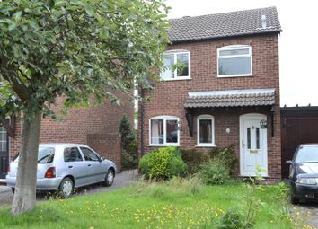 Thumbnail 3 bedroom detached house for sale in Merlin Way, Woodville, Swadlincote