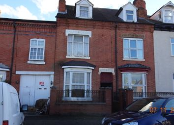 Thumbnail 5 bed terraced house for sale in Overton Rd, Leicester