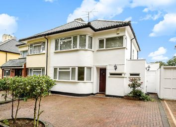 Thumbnail 3 bed semi-detached house to rent in Stanmore, Middlesex