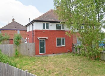Thumbnail 3 bed semi-detached house for sale in Burdyke Avenue, York