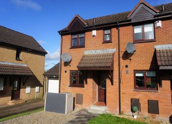 Thumbnail 1 bed end terrace house for sale in Dempsey Road, Bellshill