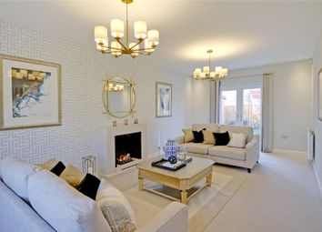 Thumbnail 4 bedroom detached house for sale in Barrington Park, Highworth Road, Shirvenham