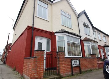 Thumbnail 3 bed end terrace house to rent in Ionic Road, Liverpool, Merseyside