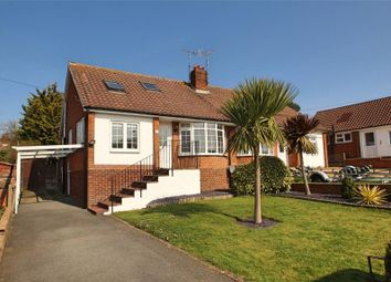 Thumbnail 3 bed semi-detached bungalow for sale in Moorfoot Road, Worthing, West Sussex