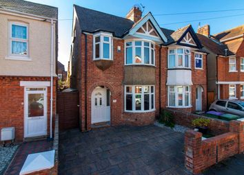 Thumbnail 3 bed semi-detached house for sale in Morehall Avenue, Folkestone