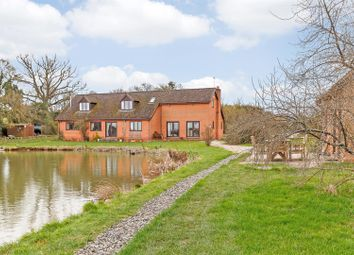 Thumbnail 5 bed property for sale in Station Road, Bransford, Worcester, Worcestershire