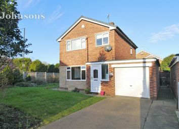 Thumbnail 3 bed detached house for sale in Rushley Close, Auckley, Doncaster.