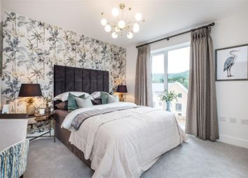 Thumbnail 4 bed town house for sale in St Modwen Homes, Egstow Park, Off Derby Road, Clay Cross, Chesterfield