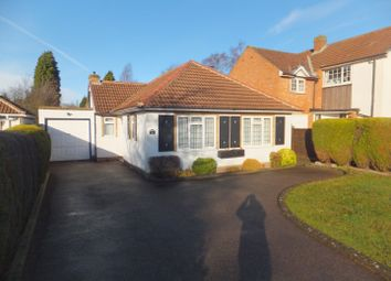 Thumbnail 2 bed detached bungalow for sale in Streetly Crescent, Four Oaks, Sutton Coldfield