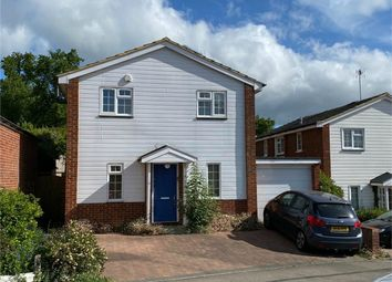 Thumbnail 3 bed detached house to rent in Milton Close, Henley-On-Thames