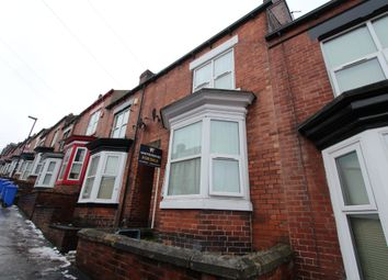 Thumbnail 4 bed terraced house for sale in Guest Road, Sheffield
