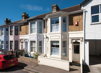 Thumbnail 3 bed terraced house to rent in Northcote Road, Deal
