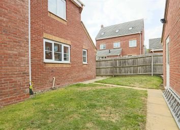 Thumbnail 4 bed detached house for sale in Foxglove Close, Hucknall, Nottingham