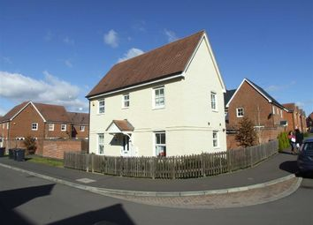 Thumbnail 3 bed detached house to rent in Rowlock Gardens, Hermitage, Thatcham