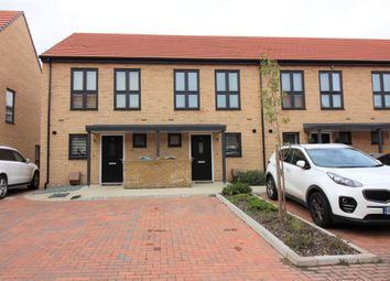 Thumbnail 2 bed terraced house for sale in Chorus Close, Harlow