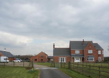 Thumbnail 8 bed farmhouse for sale in Forest Road, Huncote, Leicester