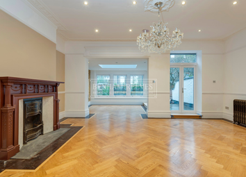 Thumbnail 5 bedroom semi-detached house to rent in Denning Road, Hampstead Village